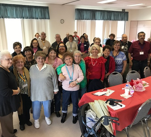 We love Whittier Palms Senior Center