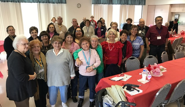 We love Whittier Palms Senior Center