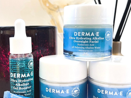 DermaE Hydration Line Review