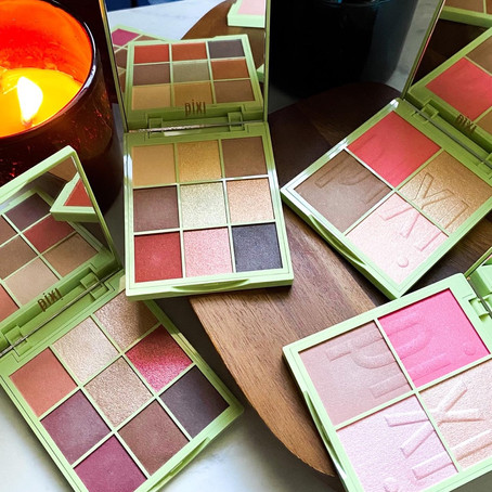 Pixi Beauty Palettes - Review and Swatches