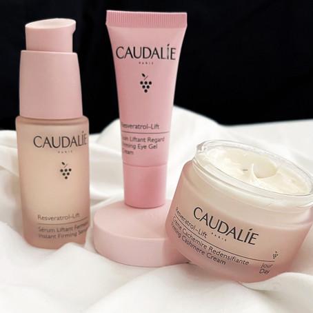 Caudalie's New Resveratrol Line