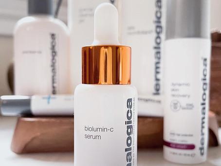 Biolumin-C from Dermalogica for Hyperpigmentation on Brown Skin