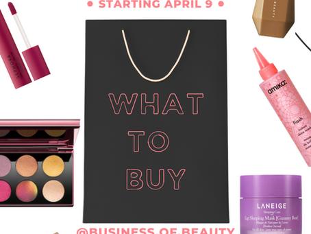 Sephora Spring Sale Recommendations - April 2021