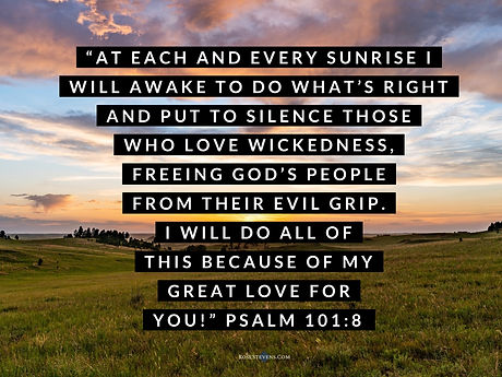 Psalm 101.8.JPG