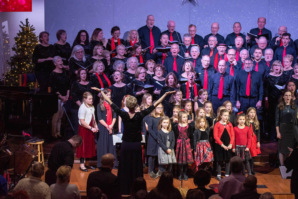 Multi-generational Worship: Faithful Lives for God's Glory