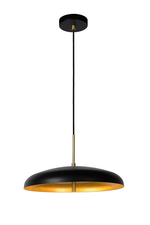 ELGIN - Pendant light - Ø 38 cm - 3xG9 - Black