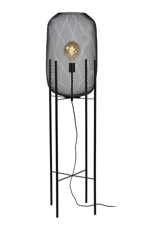 MESH - Floor lamp - Ø 35 cm - 1xE27 - Black