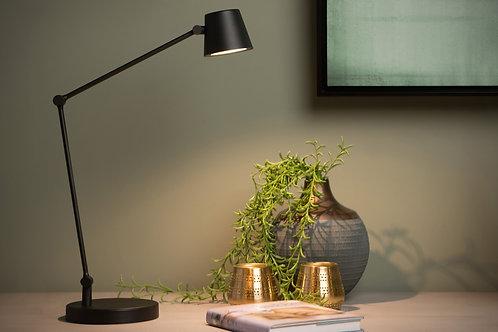 JORIUS - Desk lamp - Ø 18 cm - LED Dim. - 1x8W 3000K - Black