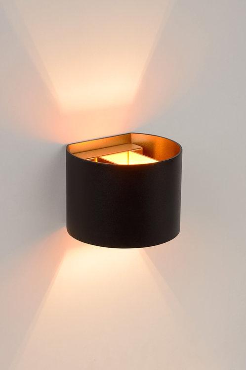 XIO - Wall light - LED Dim. - G9 - 1x4W 2700K - Black