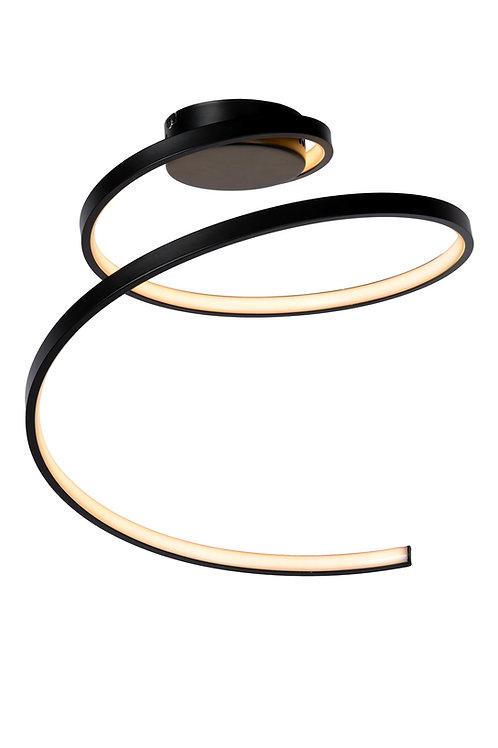MAXENCE - Flush ceiling light - Ø 46 cm - LED Dim. - 1x24W 3000K - 3 StepDim - B