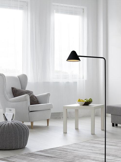 DEVON - Floor reading lamp - LED - 1x3W 3000K - Black