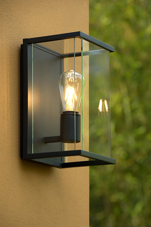 CLAIRE - Wall light Outdoor - 1xE27 - IP54 - Anthracite