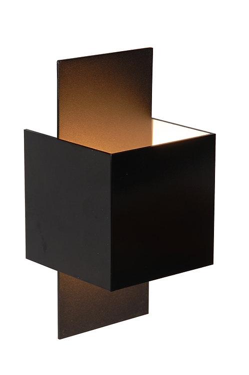 CUBO - Wall light - 1xG9 - Black