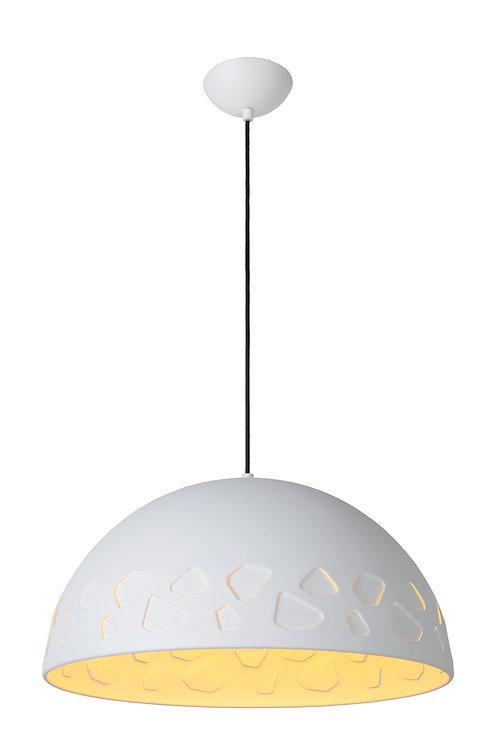 JORAM - Pendant light - Ø 50 cm - 1xE27 - White