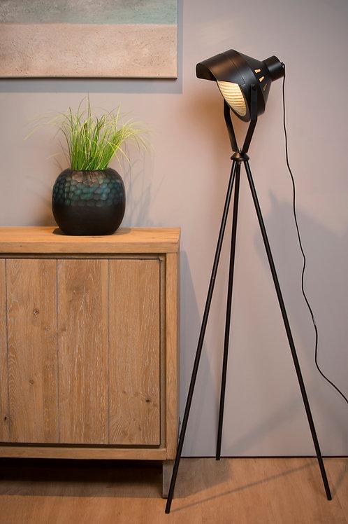 CICLETA - Floor lamp - 1xE27 - Black