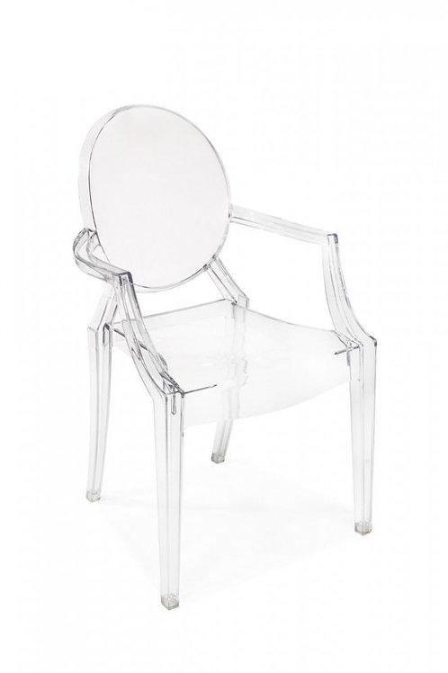 Cadeira 303 Transparente