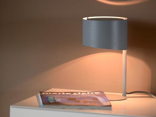 KNULLE - Table lamp - Ø 15 cm - 1xE14 - Grey
