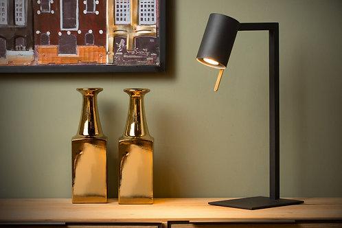 LESLEY - Desk lamp - 1xGU10 - Black