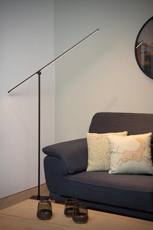 AGENA - Floor reading lamp - LED Dim. - 1x14,5W 2700K - Black