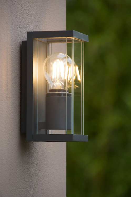 CLAIRE MINI - Wall light Outdoor - 1xE27 - IP54 - Anthracite