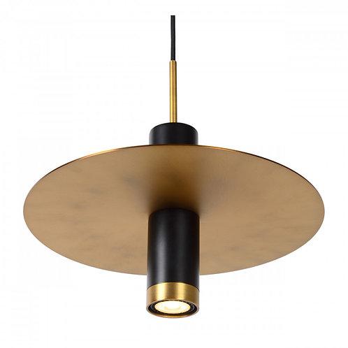SELIN - Pendant light - Ø 35 cm - 1xGU10 - Black