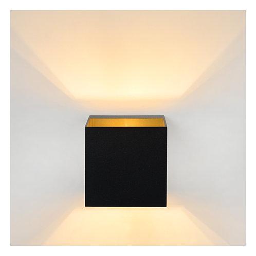 DEVI - Wall light - 1xG9 - Black