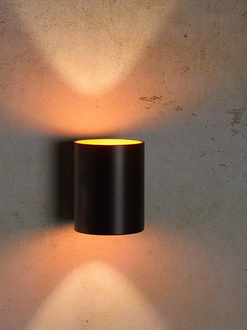 XERA - Wall light - Ø 8 cm - 1xG9 - Black