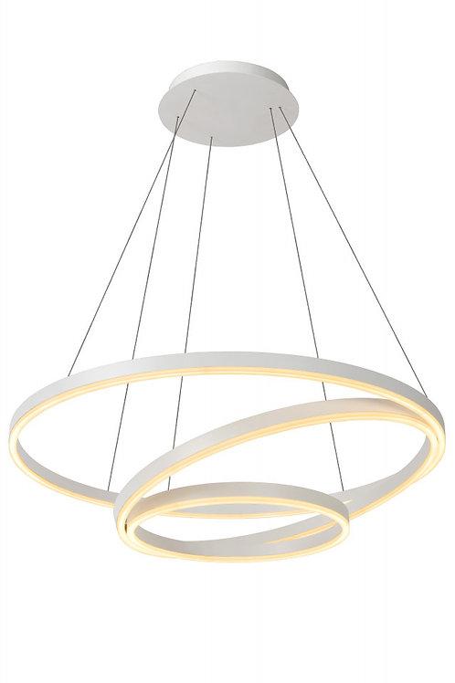 TRINITI - Pendant light - Ø 80 cm - LED Dim. - 3000K - White