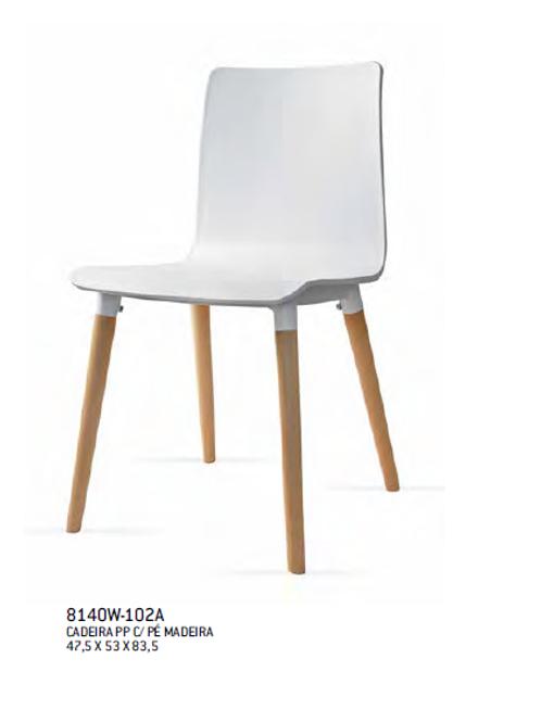 Cadeira branca