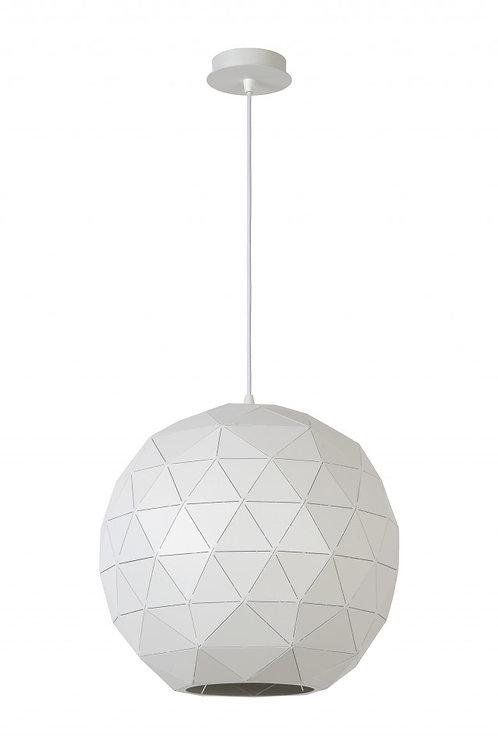 OTONA - Pendant light - Ø 40 cm - 1xE27 - White