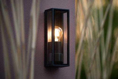 DUKAN - Wall light Outdoor - 1xE27 - IP65 - Black