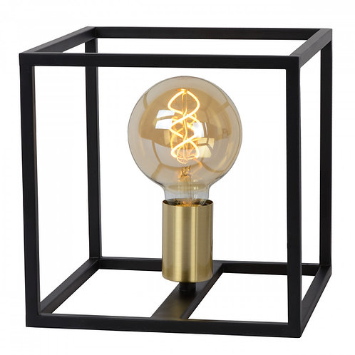 RUBEN - Table lamp - 1xE27 - Black