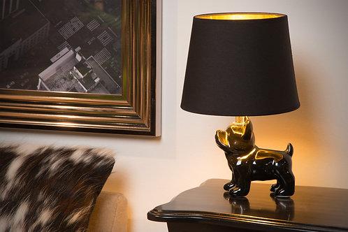 EXTRAVAGANZA SIR WINSTON - Table lamp - 1xE14 - Black
