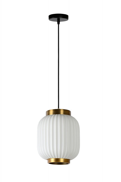 GOSSE - Pendant light - Ø 19,5 cm - 1xE27 - White