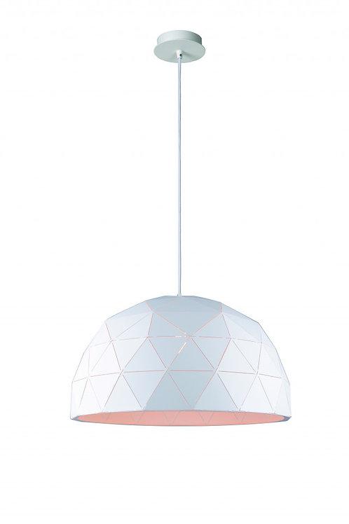 OTONA - Pendant light - Ø 60 cm - 3xE27 - White