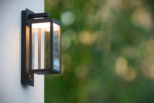 CLAIRETTE - Wall light Outdoor - LED - 1x15W 3000K - IP54 - Anthracite
