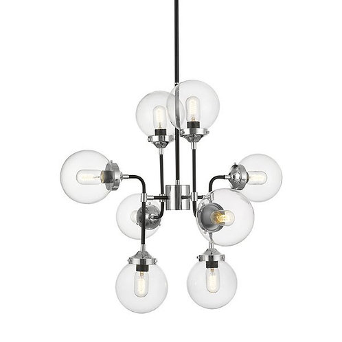 RIANO PENDANT P0454-08D-STAC