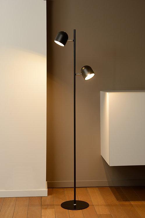 SKANSKA - Floor lamp - LED Dim. - 2x5W 3000K - Black