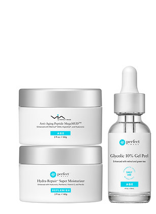 The Glycolic Daily use set