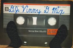 DJ Vinny D Cassette