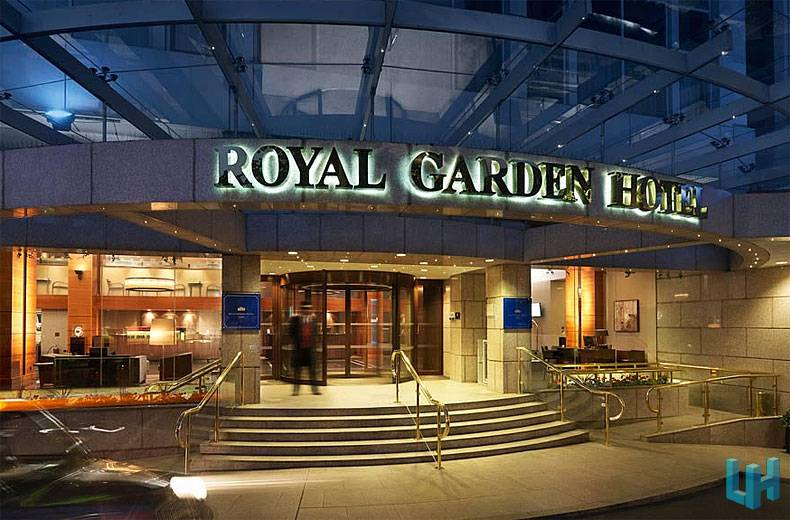 The Royal Garden Hotel
