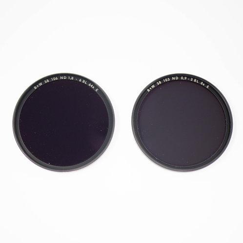Filtres pour lentille Lumix 12-35 mm et 25 mm
