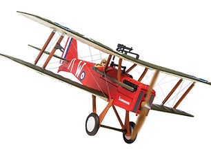 Roycal Aircraft Factory Die-Cast Model.j