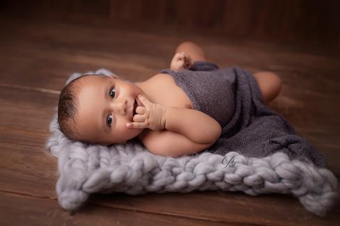 Infant  (3-5 months) Photography II Priyanka Modh Photography