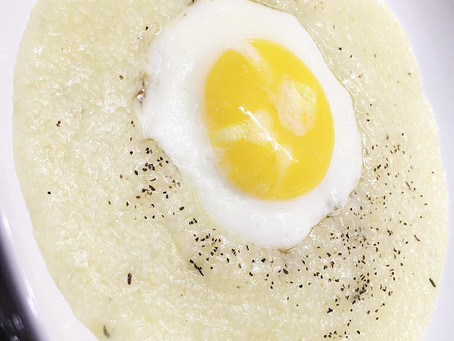 Grits: Sunny Side Up