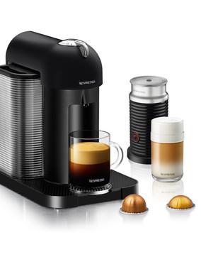 Nespresso Vertuo: Matte Black