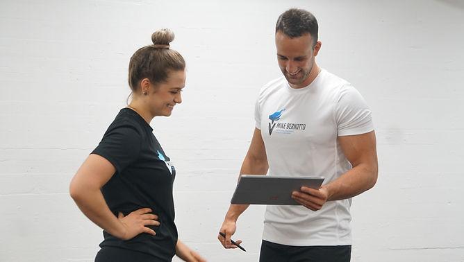 Mike Bernotto Einzeltraining & Trainingsberatung