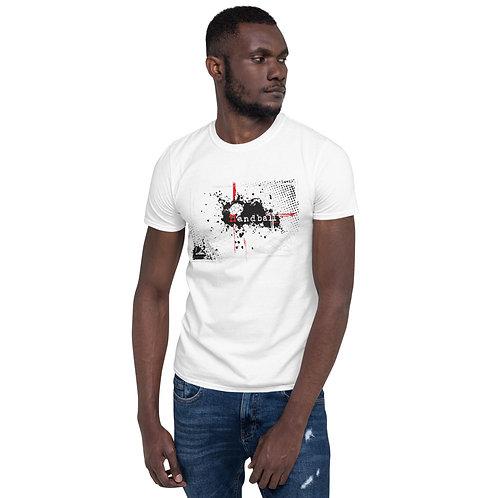 Handball Goal Short-Sleeve Unisex T-Shirt