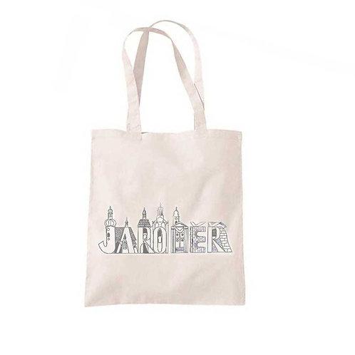 Látková taška Jaroměř