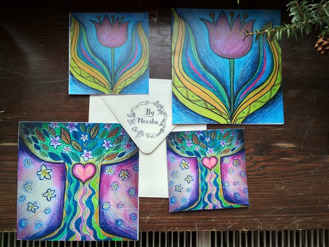 Tulipán a Strom života